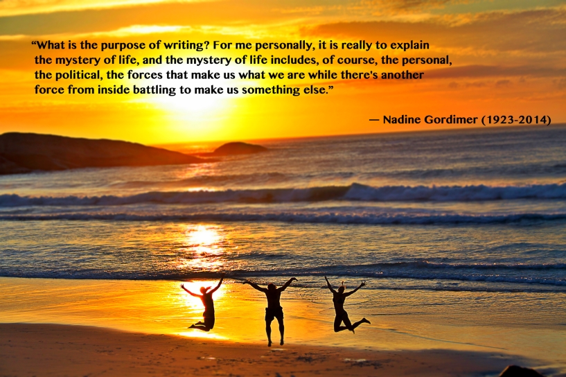 "Writing Quote created by Paul Jenny with Flickr photo ""Sunset Joy"" by Writing Quote created by Paul Jenny with Flickr photo ""Kali Sweats it Out"" by flowcomm"