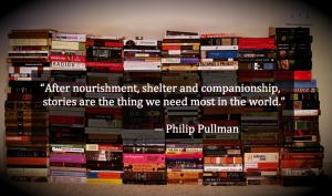 Philip Pullman - Writing Quote Wednesday